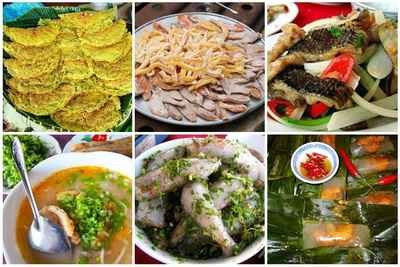 Các món ăn vặt bạn nên thưởng thức khi đến Du lịch Quảng Bình