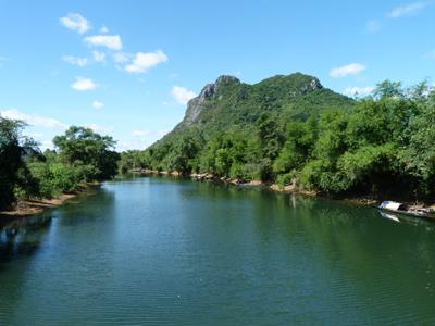 núi thần đinh, du lịch Quảng Bình, đi du lịch Quảng Bình