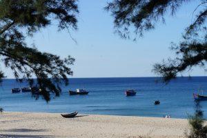 Biển Nhật Lệ – Đồng Hới Quảng Bình