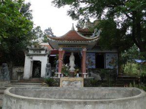 Đền thờ thánh mẫu Liễu Hạnh
