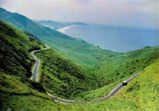 Kết quả hình ảnh cho Đèo Ngang, Quảng Bình