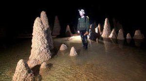 Vẻ tuyệt mỹ của những hang động mới phát hiện ở Quảng Bình