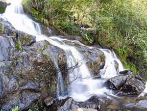 Thác Gió, rừng Gáo những điểm du lịch lý thú