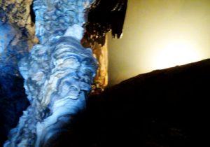 Phát hiện khối thạch nhũ kỳ lạ trong động Phong Nha Quảng Bình