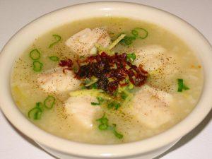Đặc sản Quảng Bình – Cháo cá bàu Sen