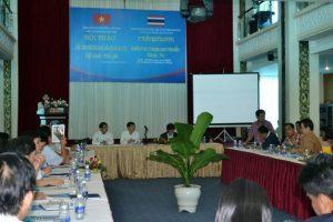"""Quảng Bình: Hội đàm """"Trao đổi thông tin về hợp tác Thương mại, Đầu tư và Du lịch Quảng Bình – Thái Lan"""""""