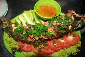 Con cá trong bữa ăn của người Đồng Hới – Quảng Bình