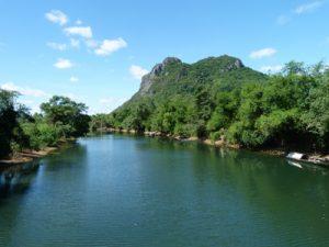 Núi Thần Đinh Quảng Bình