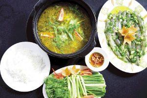 Cá khoai đặc sản của người Quảng Bình