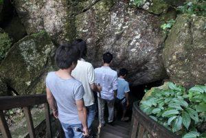 Một thiên đường trong lòng đất ở tỉnh Quảng Bình