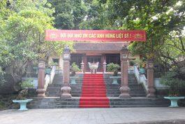 Cầu Phước an lành: Hang tám Cô – Đền thờ công chúa Liễu Hạnh – Viếng mộ Đại Tướng
