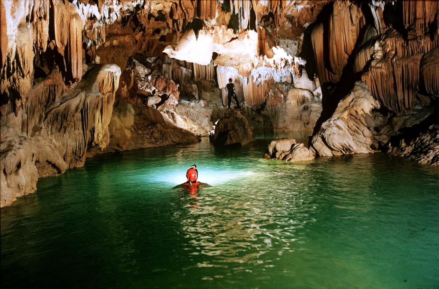sông ngầm phong nha