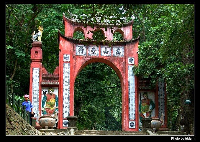 Du lịch Phú Thọ ( Giỗ tổ Hùng Vương)