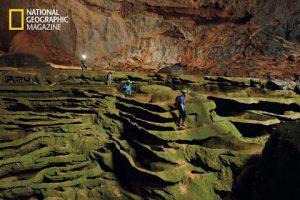 Chinh phục đệ nhất hang động Việt Nam hang Sơn Đoòng