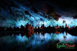 Tour Động Thiên Đường – Zipline Sông Chày – Hang Tối – Đồng Hới