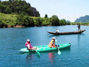 Ngoạn cảnh rừng Phong Nha – Kẻ Bàng