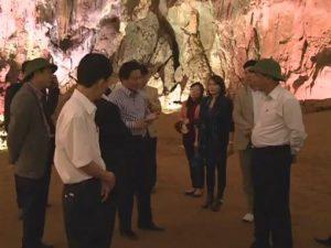 Nhiều tuyên du lịch mới tại vườn quốc gia Phong Nha Kẻ Bàng