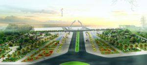 Đầu tư trên 8,3 tỷ đồng xây dựng công viên Quảng trường biển Bảo Ninh