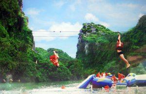 Hơn 56 ngàn lượt khách du lịch đến Quảng Bình trong dịp tết Ất Mùi 2015