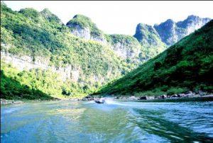 Thác Tam Lu – Quảng Bình