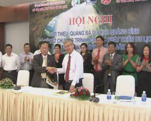 Quảng Bình giới thiệu, quảng bá du lịch tại tỉnh Đắk Lắk