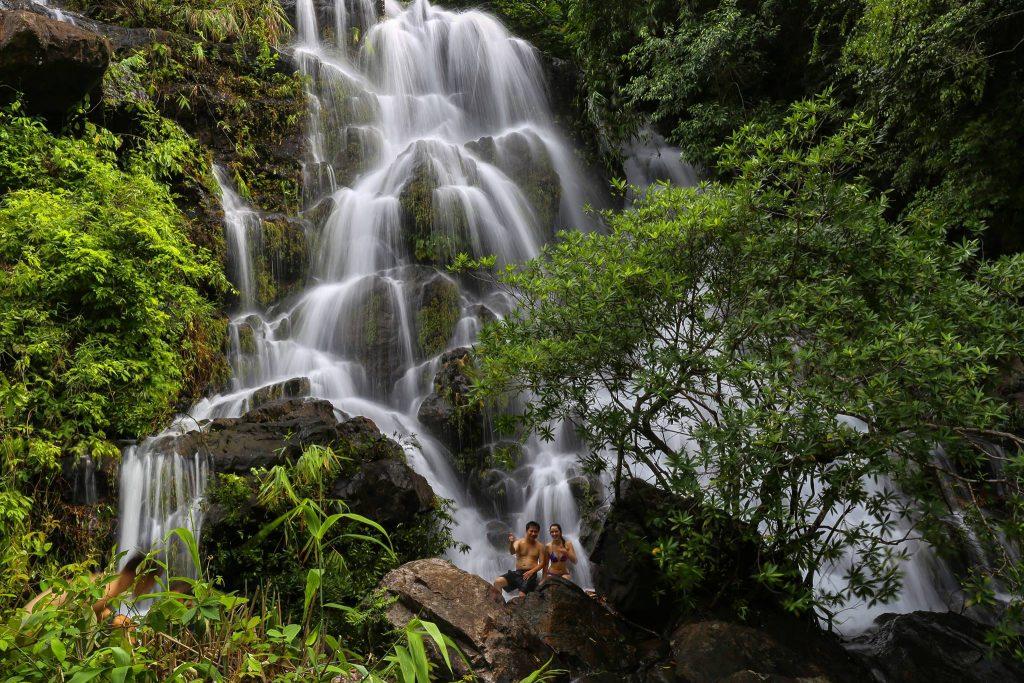 Thác Gió, Vườn thực vật - điểm đến thú vị của du lịch quảng bình