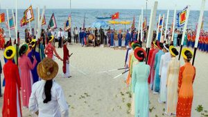 Tiềm năng du lịch trong lễ hội văn hóa truyền thống ở Đồng Hới