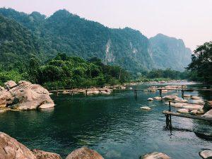 Ngất ngây với chốn Thiên Đường chỉ cách Hà Nội có một đêm tàu
