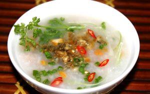 Ngon ngọt cháo hàu xứ Quảng Bình
