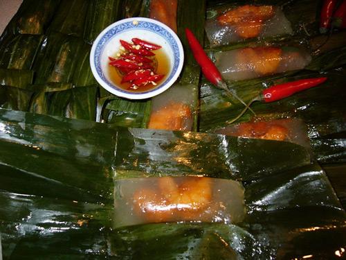 Bánh lọc Quảng Bình