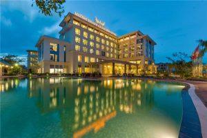 Khách sạn trên đường Trương Pháp Quảng Bình 4 sao