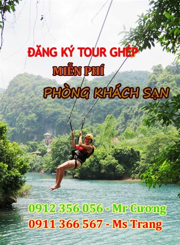 Miễn phí khách sạn Quảng Bình