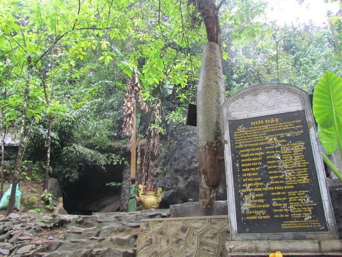 du lịch tâm linh Quảng Bình