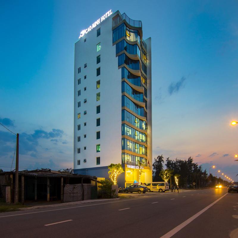 Khách sạn Cao Minh Quảng Bình