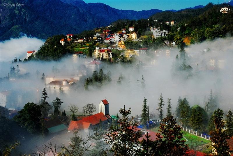Nồng nàn Tây Bắc – Khám phá mây núi Sapa 3 ngày 4 đêm