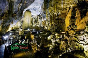 Giá vé tham quan Du lịch Phong Nha Kẻ Bàng 2017