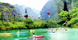 Tour Du lịch Hà Nội Quảng Bình 30/04