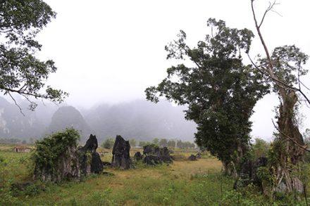 Những cảnh liên quan đến nơi từng được chọn làm phim Kong cũng được tỉnh Quảng Bình dự kiến đưa vào du lịch. Ảnh: Hoàng Táo.