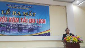 Quảng Bình ra mắt chi hội vận tải Du lịch