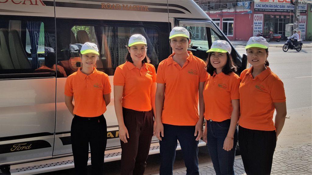 Netin Travel có đội ngũ hướng dẫn viên chuyên nghiệp