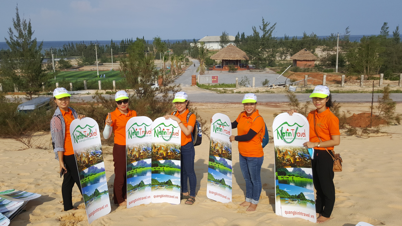 Hướng dẫn viên du lịch Quảng Bình