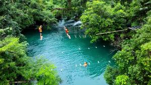 Suối nước Moọc -Viên ngọc quý giữa Vườn Quốc Gia Phong Nha – Kẻ Bàng