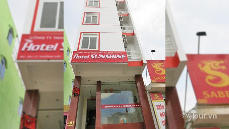 Khách sạn Sunshine Quảng Bình