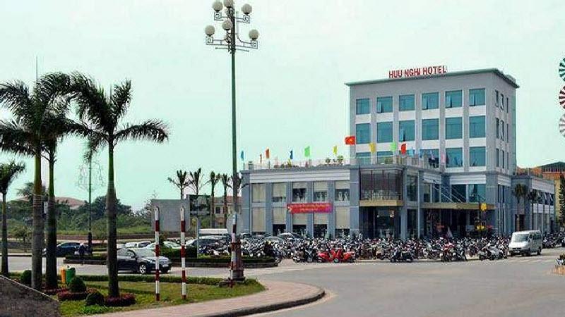 Khách Sạn Hữu Nghị Quảng Bình