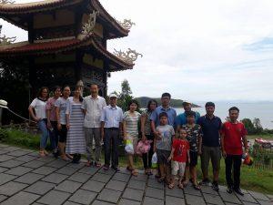 Đồng hành cùng thầy cô học viện Nông nghiệp Du lịch Quảng Bình 3 ngày 4 đêm