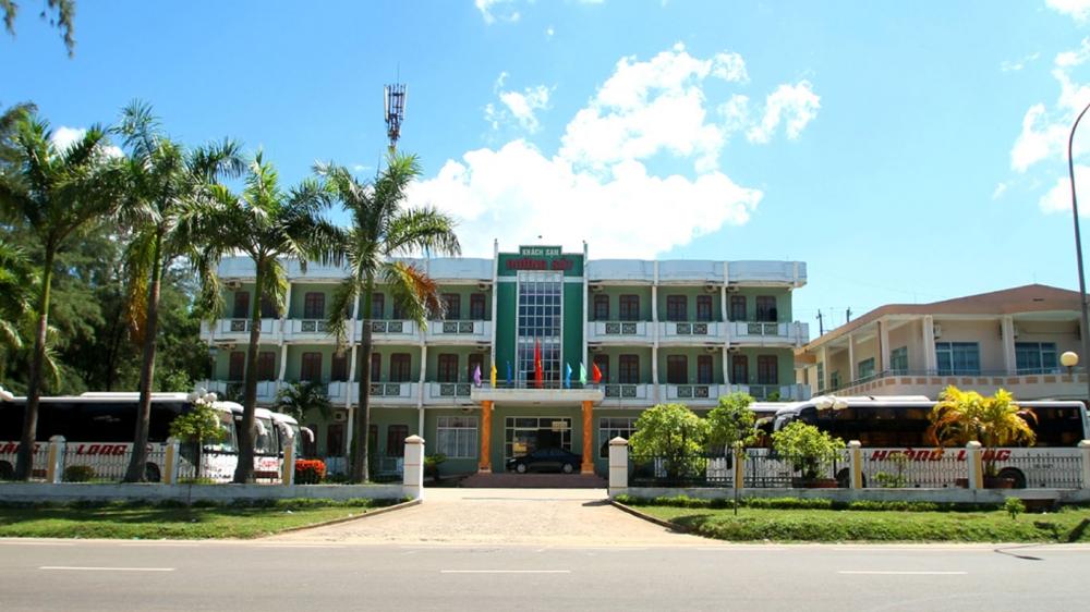 Khách Sạn Đường Sắt Quảng Bình