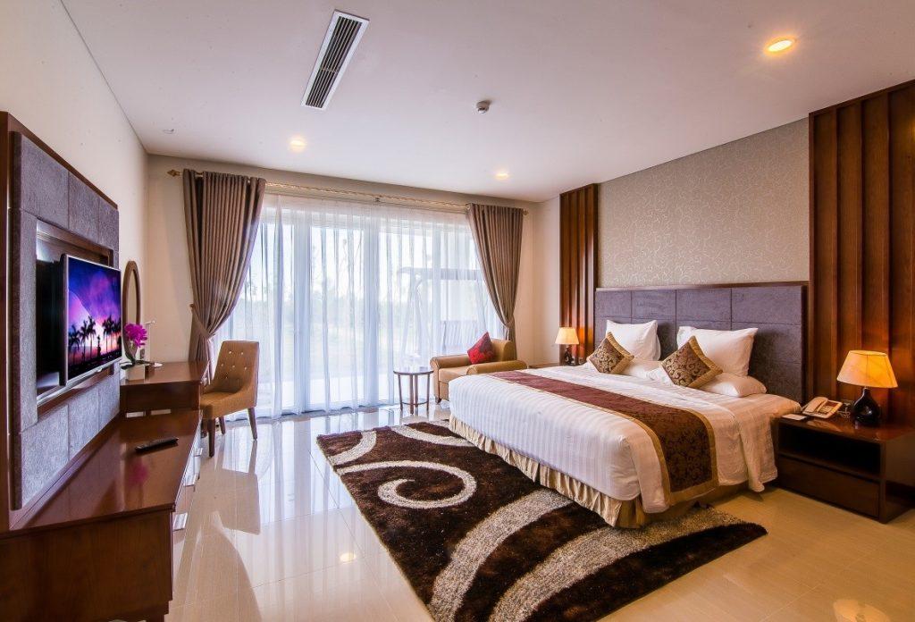 Phòng Khách sạn Goldcoast tiêu chuẩn 5 sao giá hấp dẫn