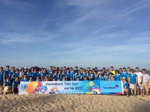 Đồng hành cùng Vietinbank Tiên Sơn trong chuyến Du lịch Quảng Bình