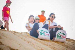 Dịch vụ cho thuê ván trượt cát Quảng Bình