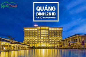 Combo khám phá Quảng Bình 2 ngày 1 đêm chỉ với 1,450 vnđ ở Gold Coast Hotel Resort & Spa